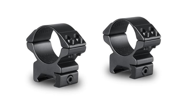 Hawke Match Two Piece Scope Mounts - Weaver 30mm
