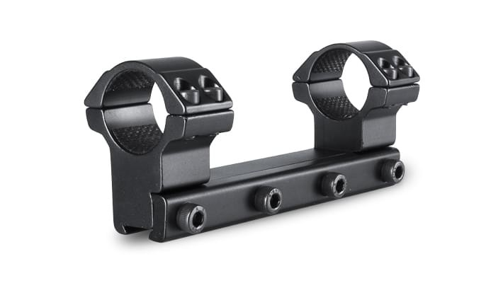 Hawke Match One Piece Scope Mounts - 9-11mm Dovetail - 1