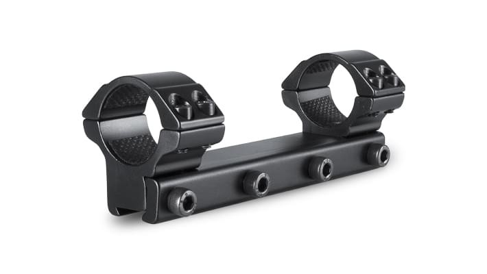"Hawke Match One Piece Scope Mounts - 9-11mm Dovetail - 1"" Tube"