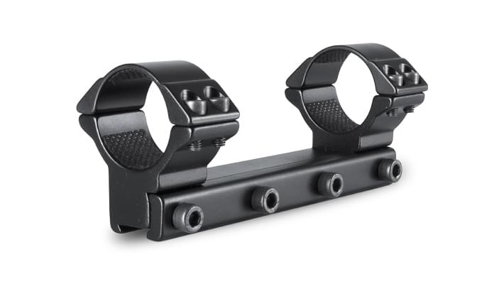 Hawke Match One Piece Scope Mounts - 9-11mm Dovetail - 30mm Tube