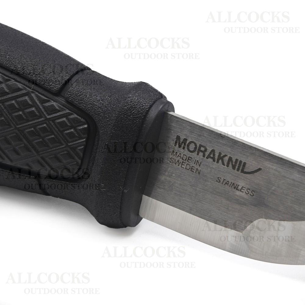 Mora Knife - Eldris Black Unknown