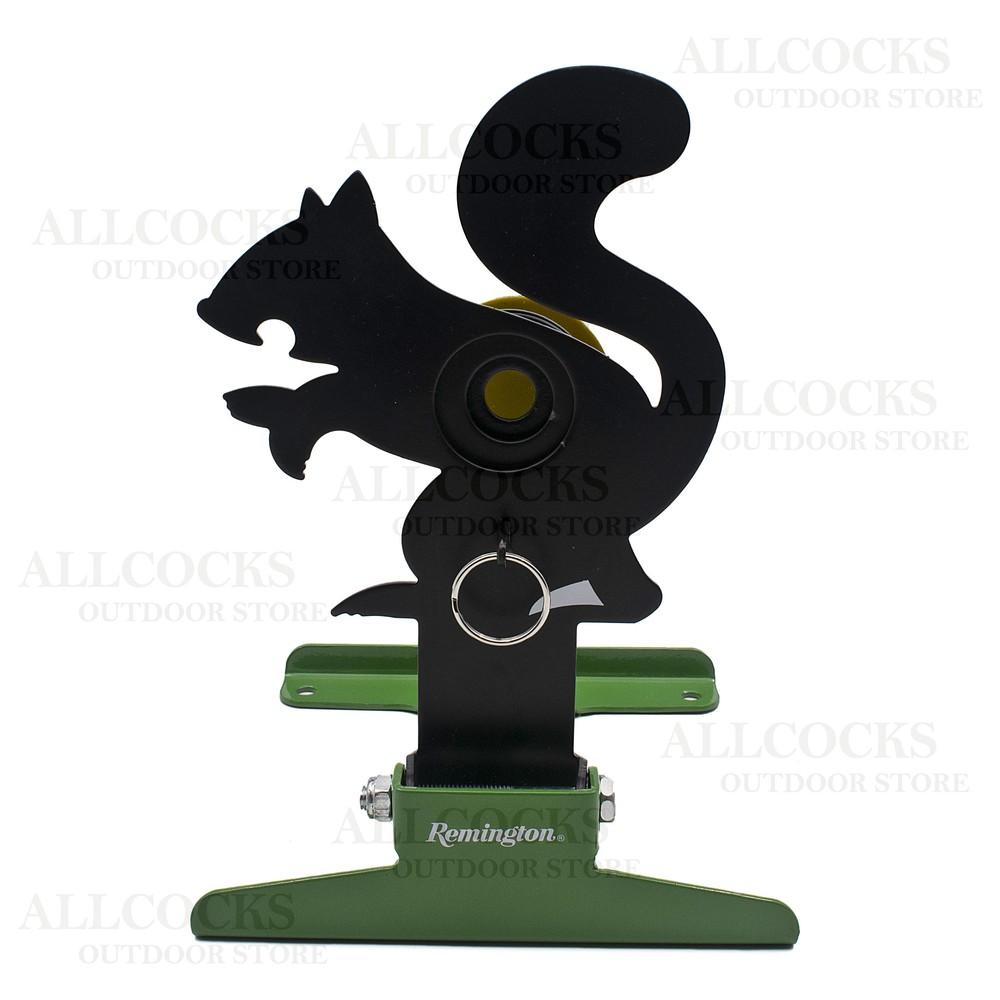 Remington Free Standing Pull/Reset Target - Squirrel