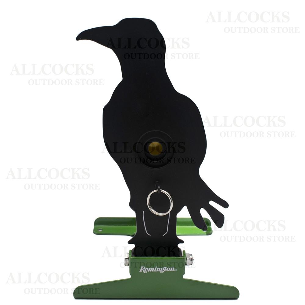 Remington Free Standing Pull/Reset Target - Crow Black
