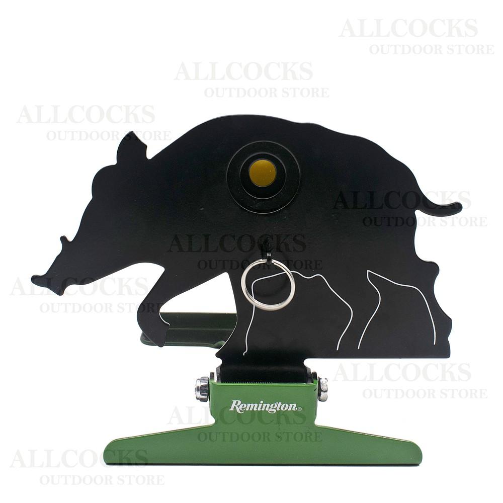 Remington Free Standing Pull/Reset Target - Hog