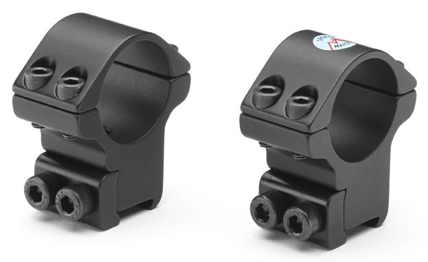 Sportsmatch Sportsmatch Scope Mounts - 13mm Dovetail in 1""