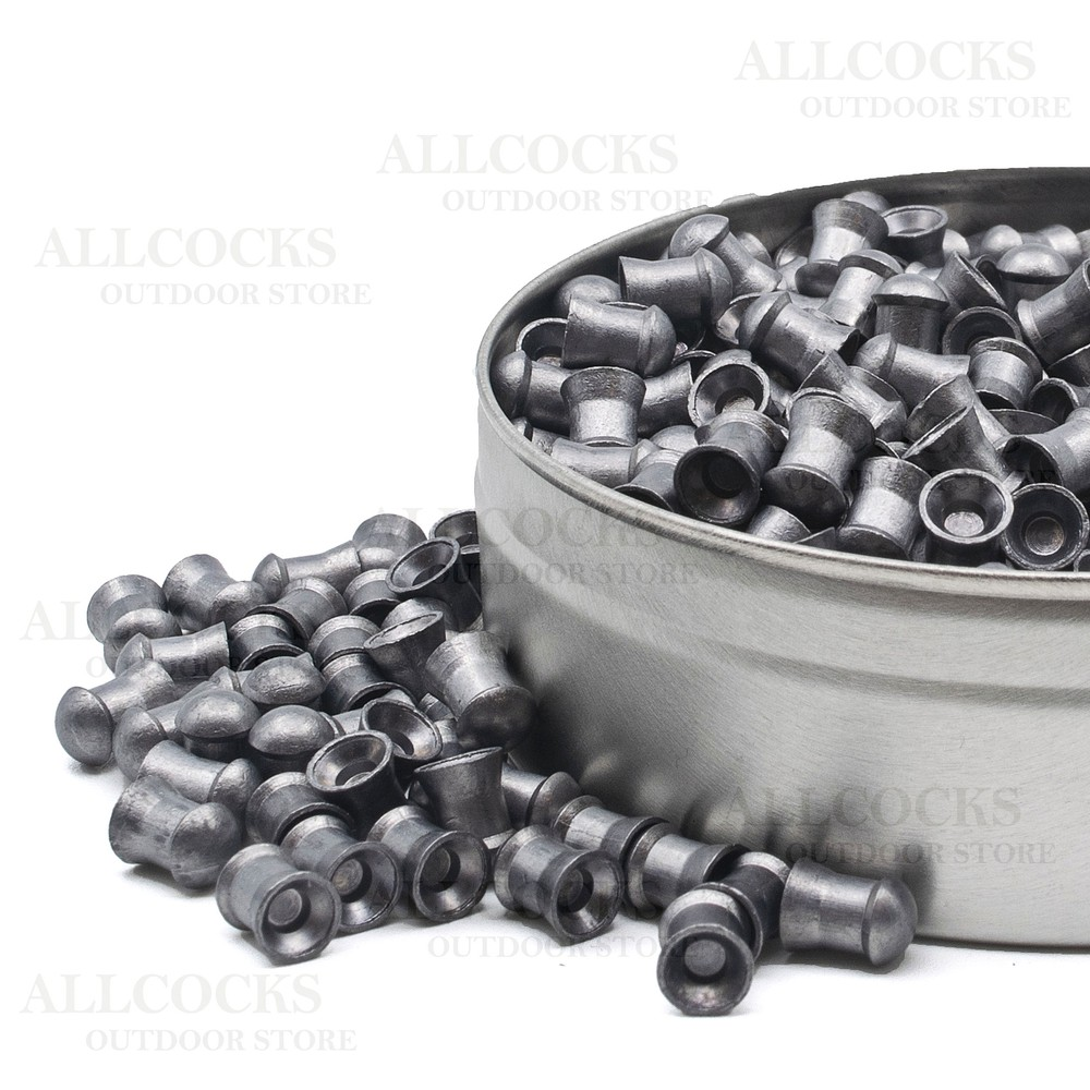 JSB Exact Heavy Diabolo Pellets - .177 - 4.52 Red & White