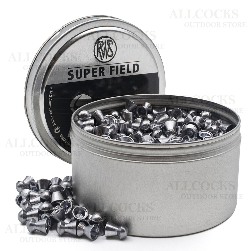 RWS Superfield Pellets - .22 - 5.52