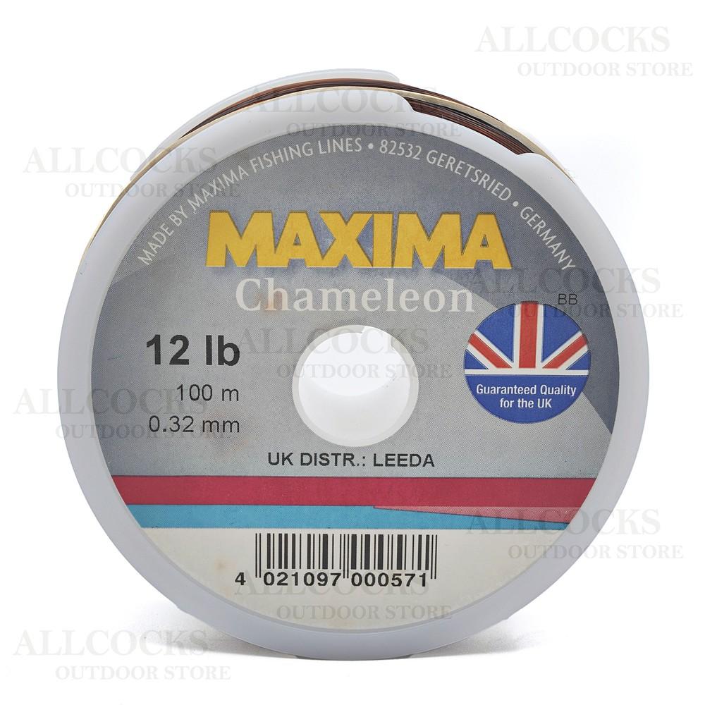 Maxima Chameleon Line Brown