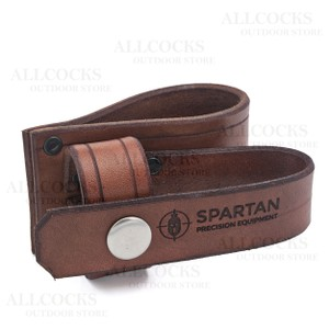 Spartan Javelin Leather Bi-Pod Holster