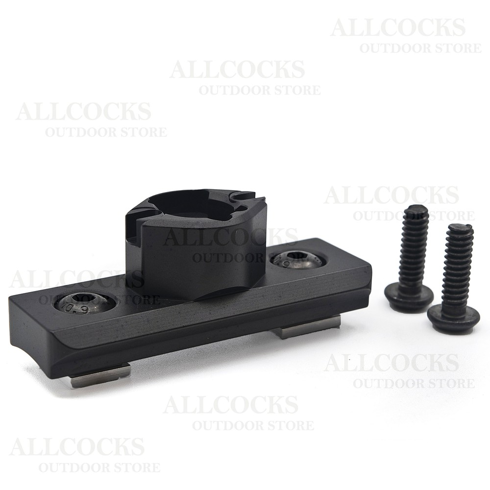 Spartan Universal Key Mod Adapter Black