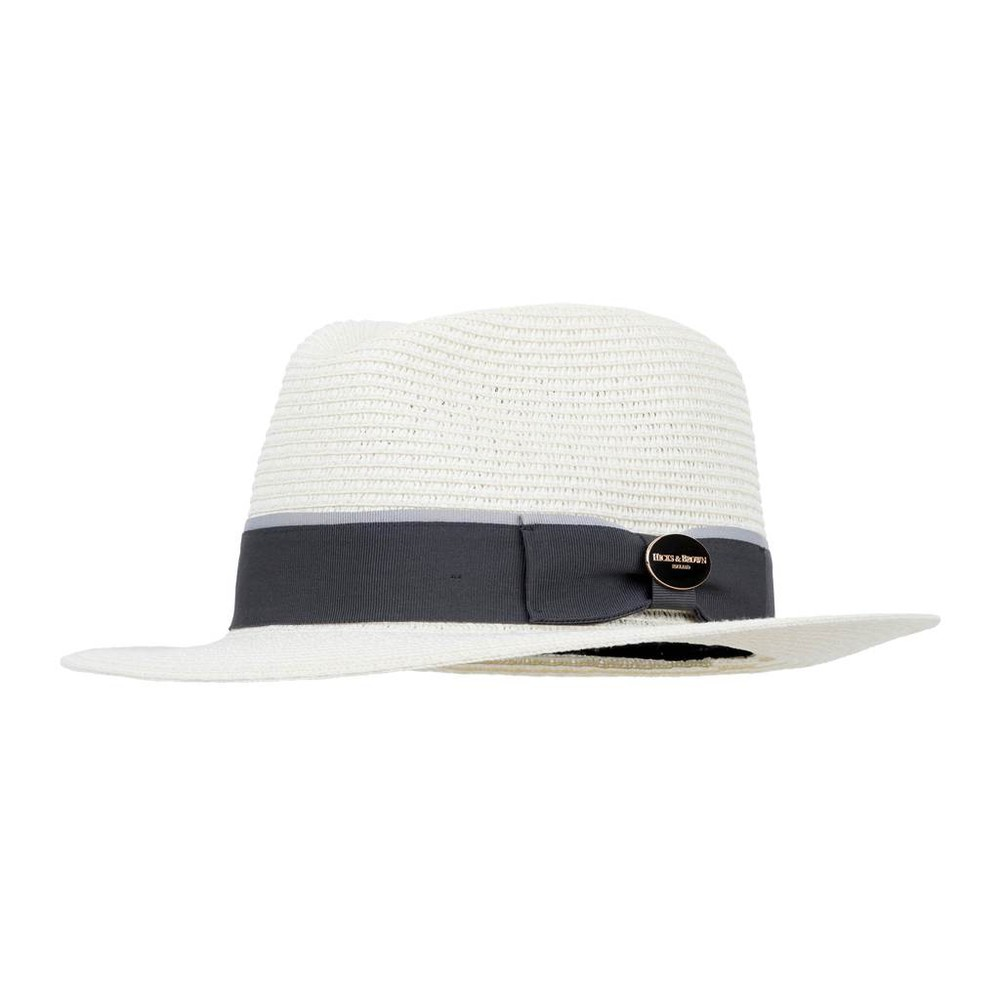 Hicks & Brown Orford Fedora Charcoal