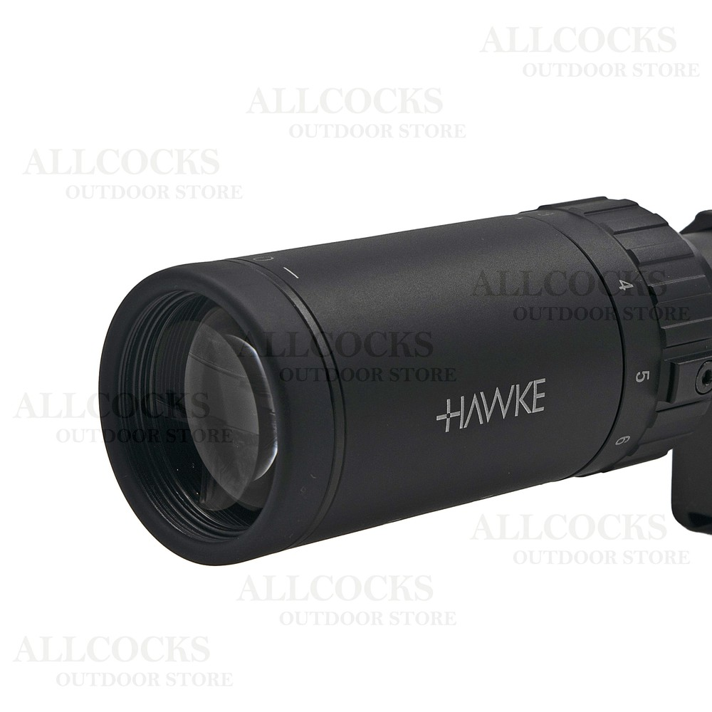 Hawke Fast Mount Riflescope - MD Black