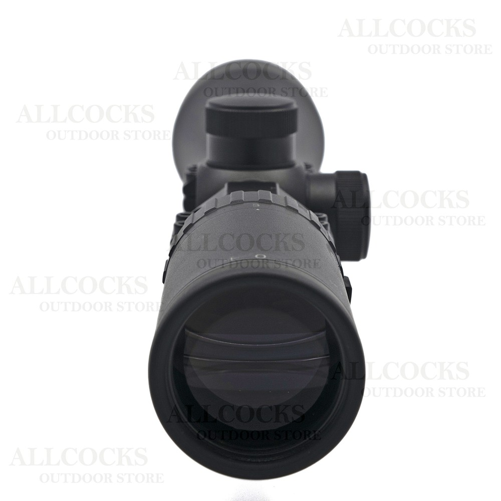 Hawke Fast Mount Riflescope - MD Black