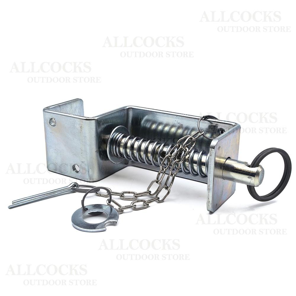 Allcocks Alarm Mine Gun - Poachers Alarm Unknown