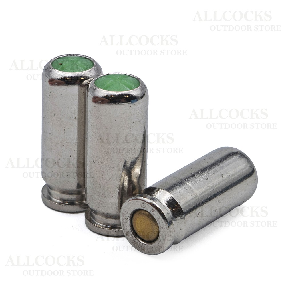 Fiocchi Blanks - 8mm NIK SALVE Unknown