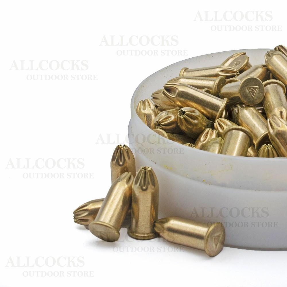 Victory Blanks - .22 Long K Brass