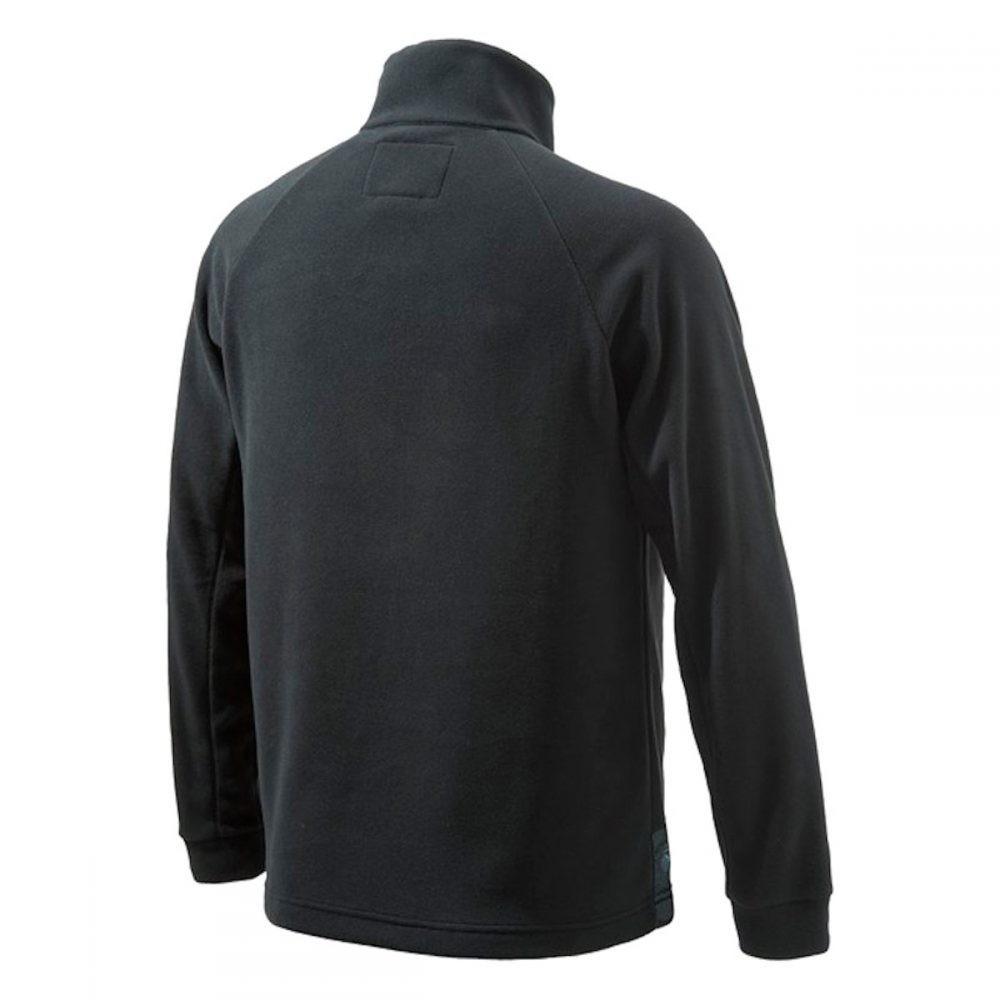 Beretta Half Zip Fleece Black
