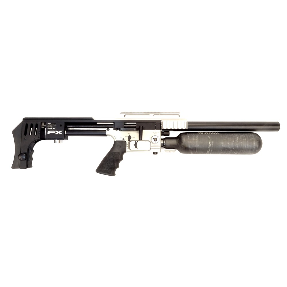 FX Impact MkII Air Rifle Silver