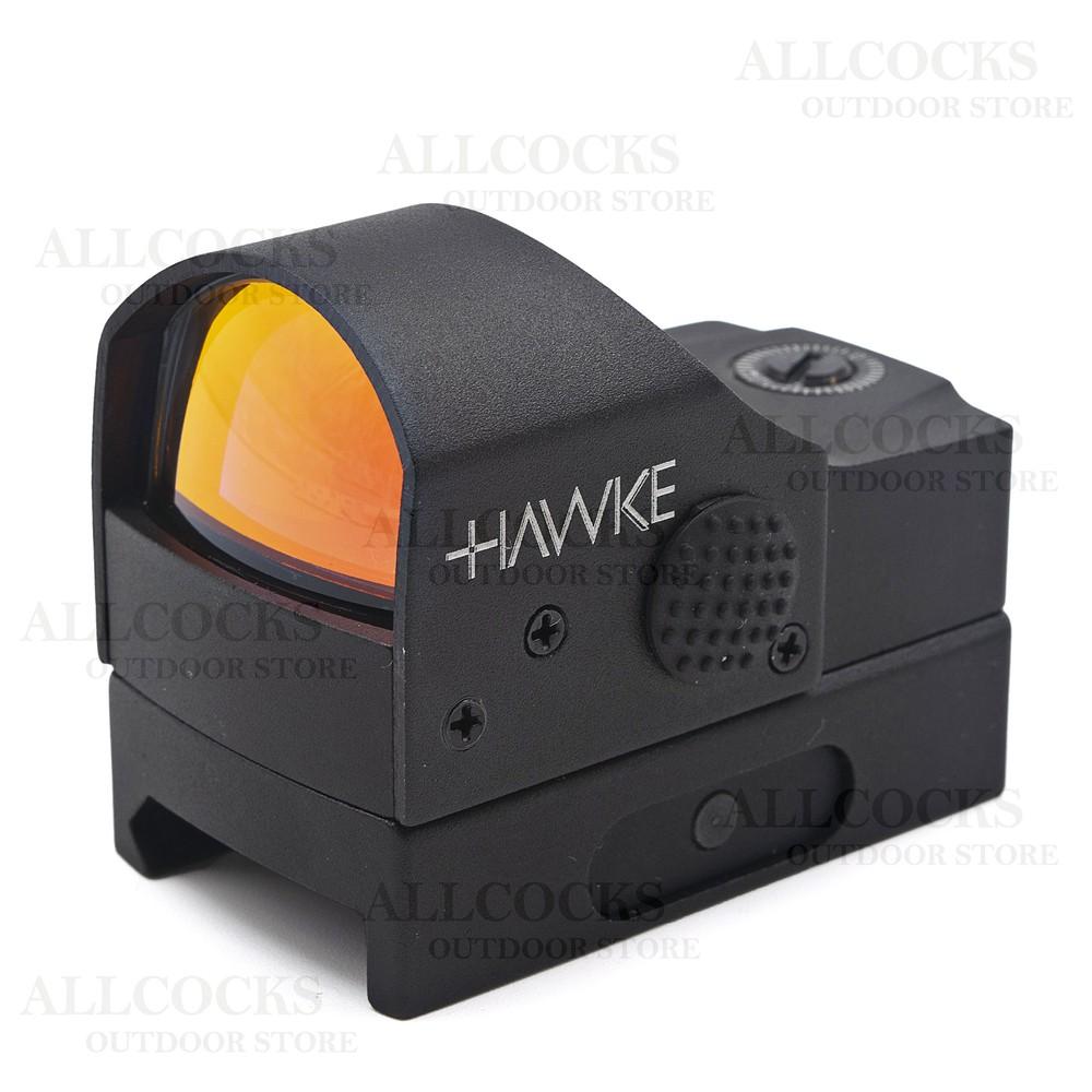 Hawke Reflex Sight - Weaver