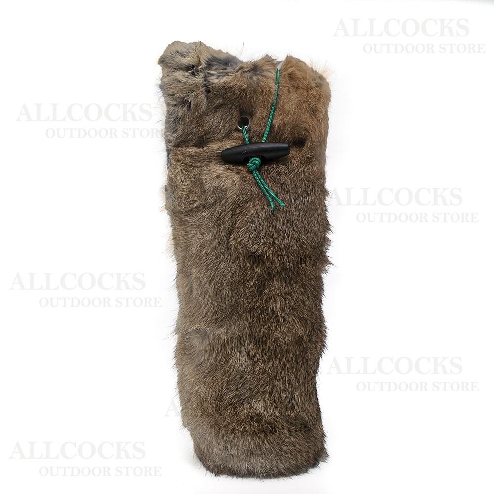 Bisley Dog Training Dummy - Rabbit Fur - 1lb