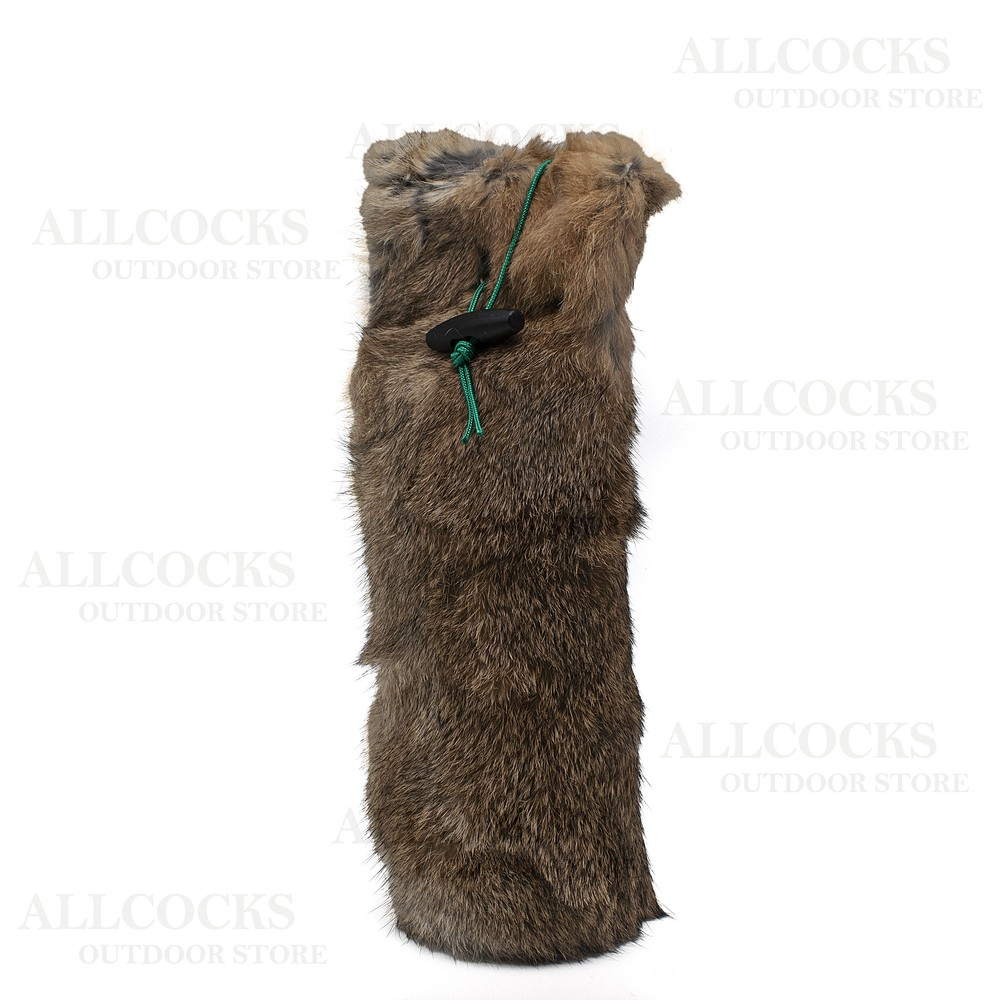Bisley Dog Training Dummy - Rabbit Fur - 1lb Brown
