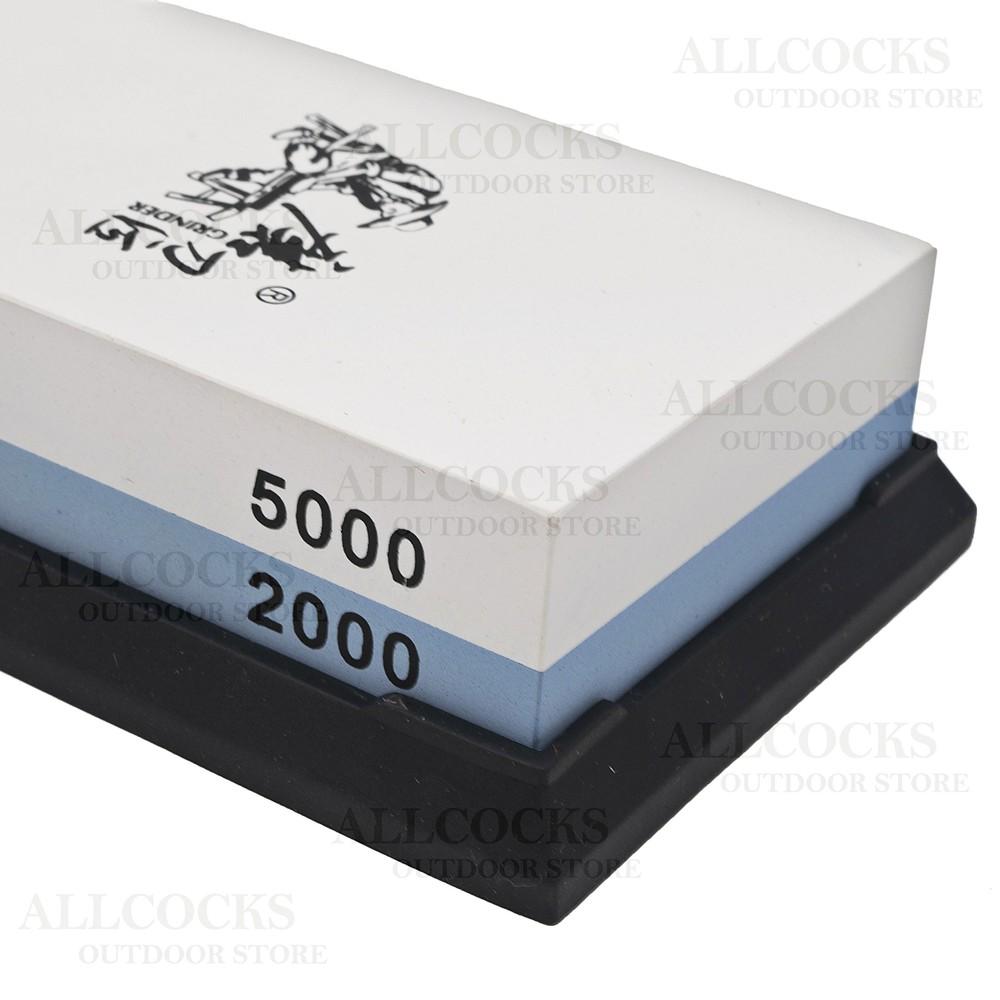 Blade Tech Whetstone - 2000 & 5000 Grit White