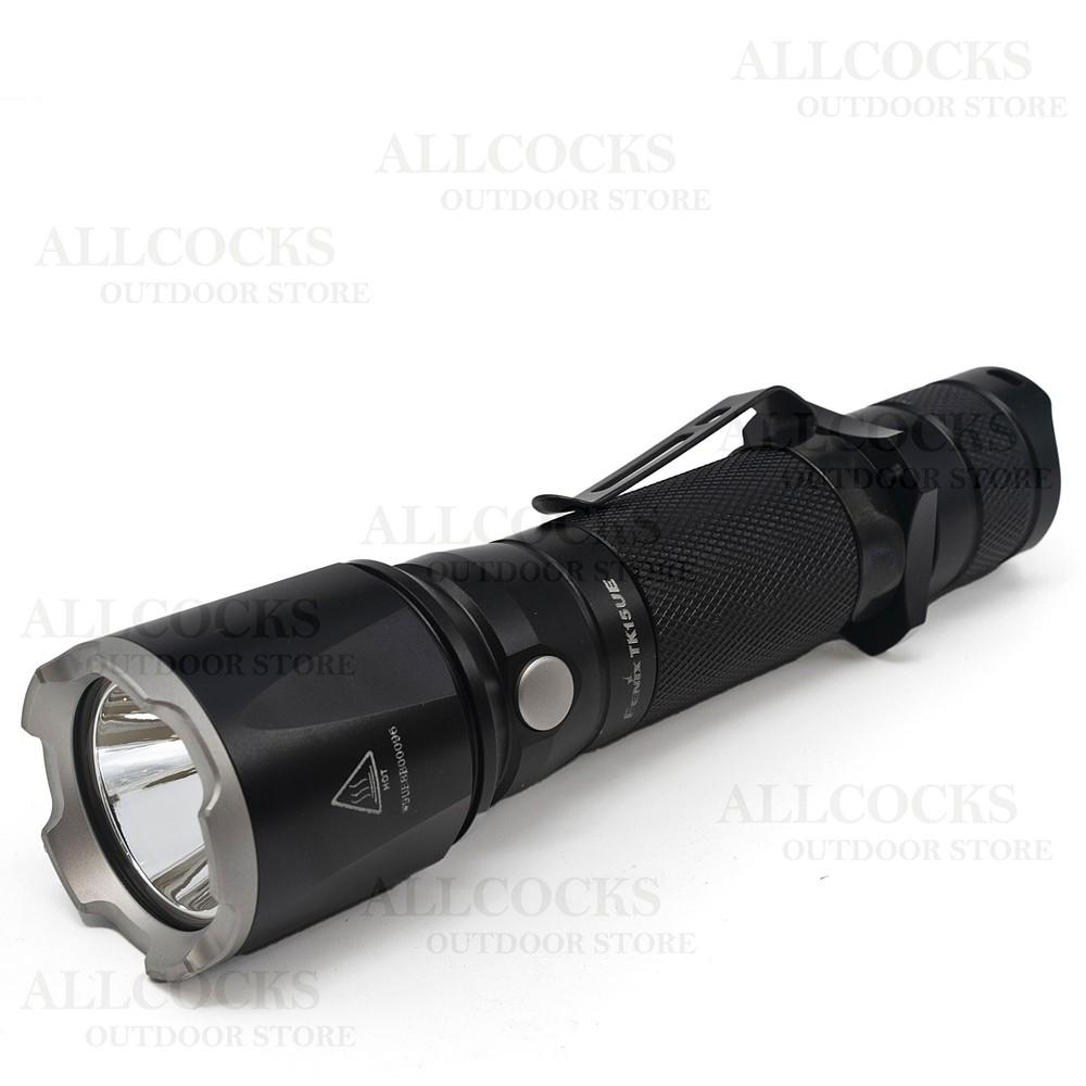 Fenix TK15 UE Torch - Black - 1000 Lumens