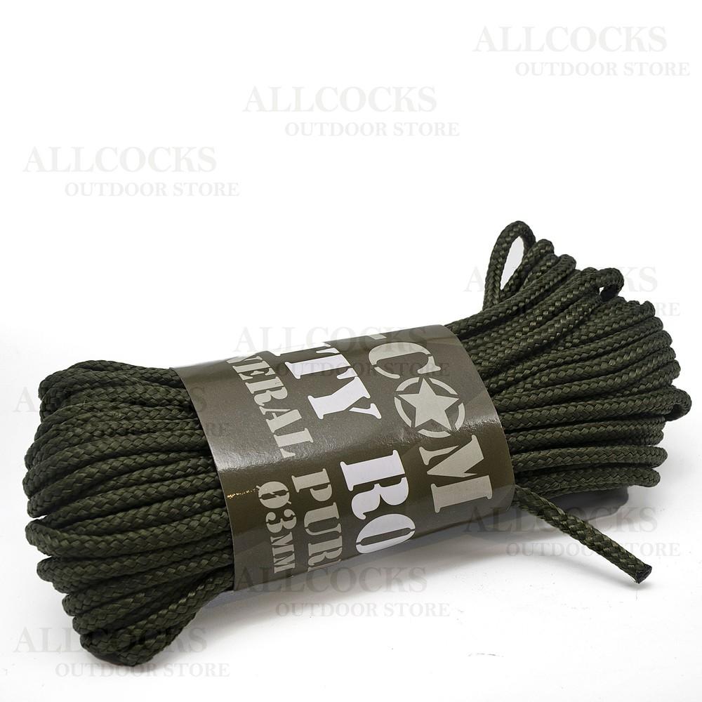Mil-Com Purlon Cord - 3mm