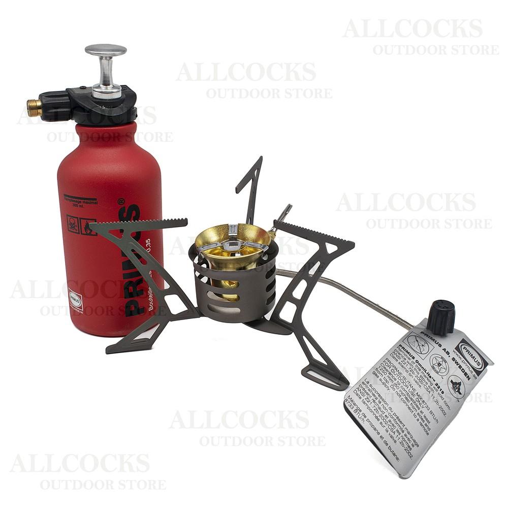 Primus OmniLite Ti Stove & Fuel Bottle