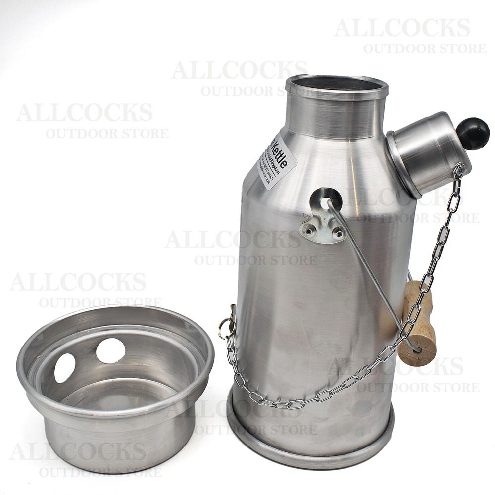 Ghillie Kettle Company Ghillie Kettle - The Maverick - Aluminium - 0.5L