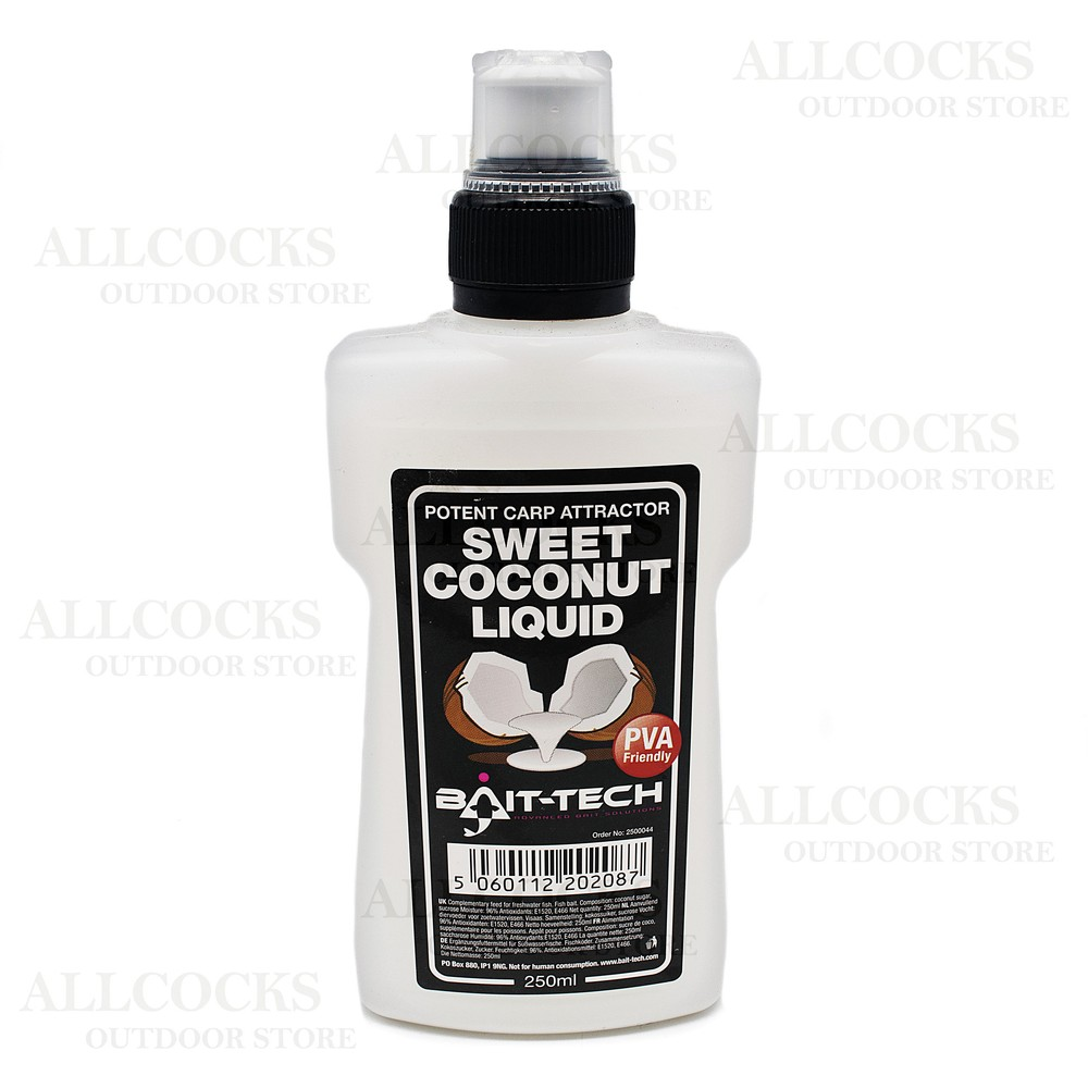 Bait-Tech Liquid - Coconut