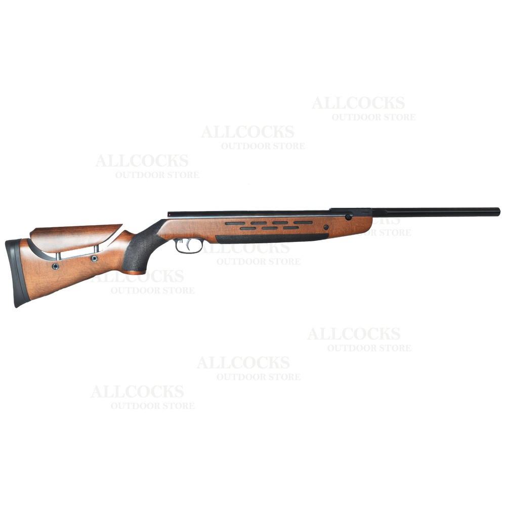 Weihrauch HW98S Air Rifle - .177