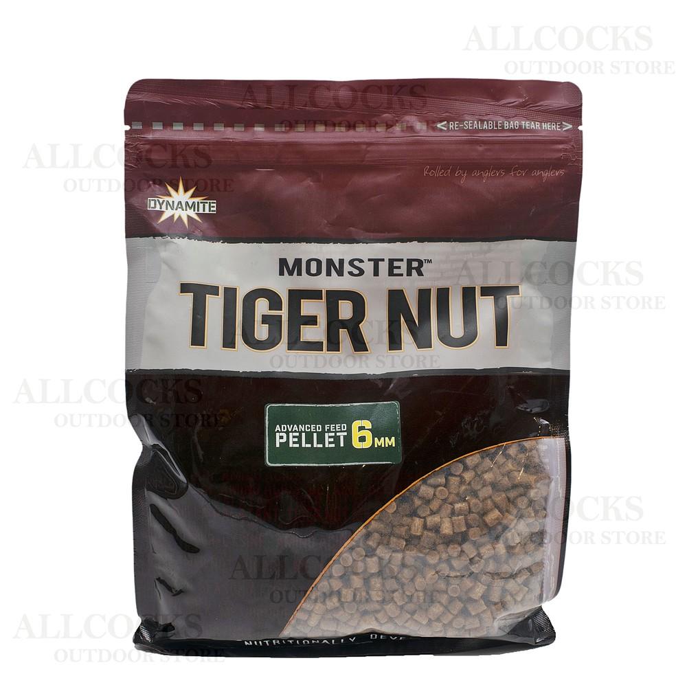 Dynamite Baits Tiger Nut Pellet Brown