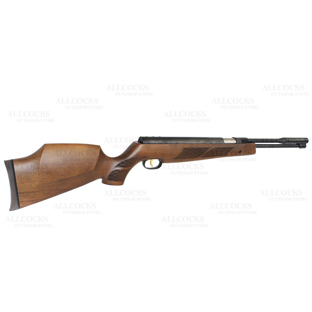 Weihrauch HW97K Air Rifle Beech