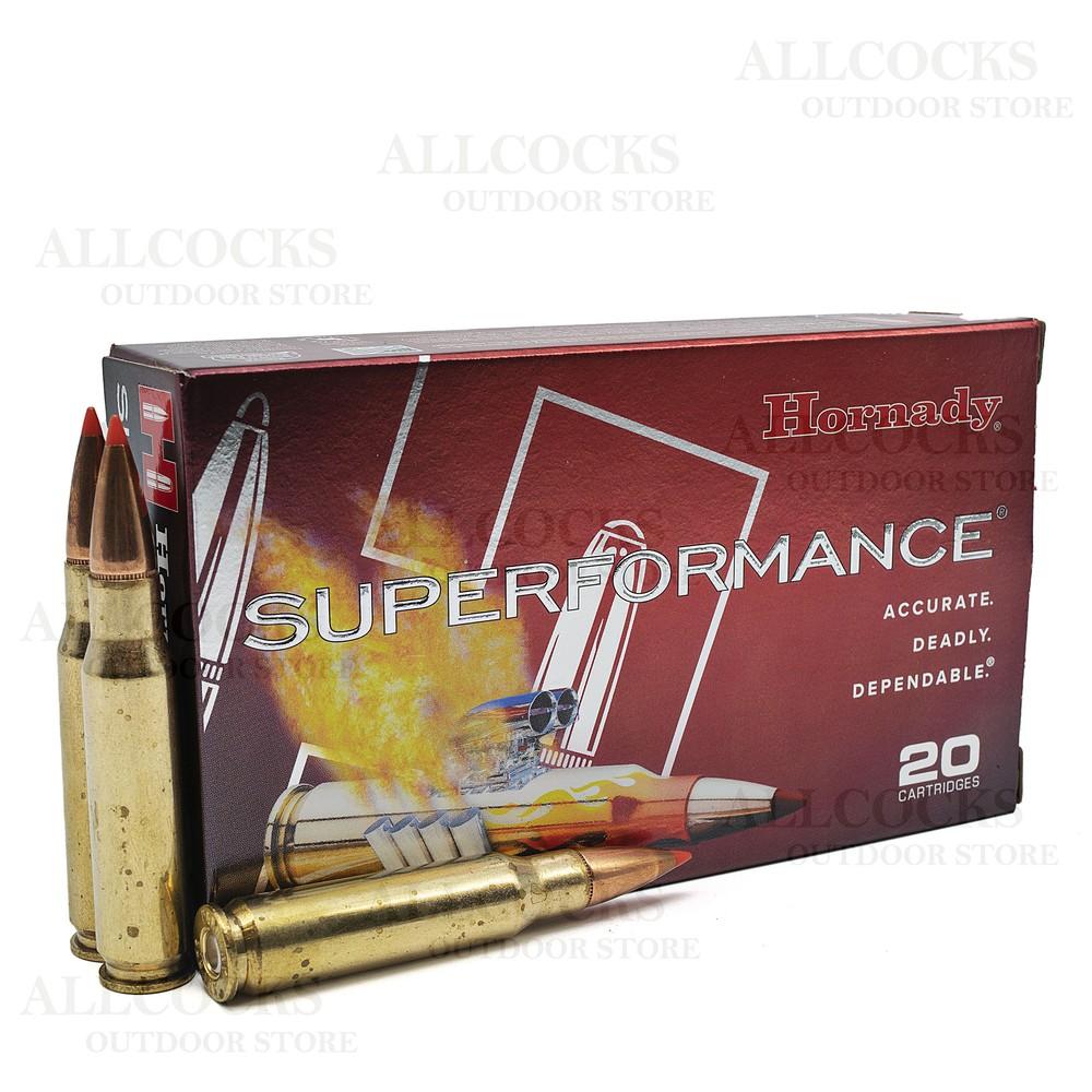 Hornady .308 Ammunition - 150gr - Superformance SST