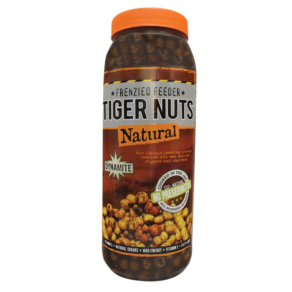 Dynamite Baits Frenzied Jar - Tiger Nut