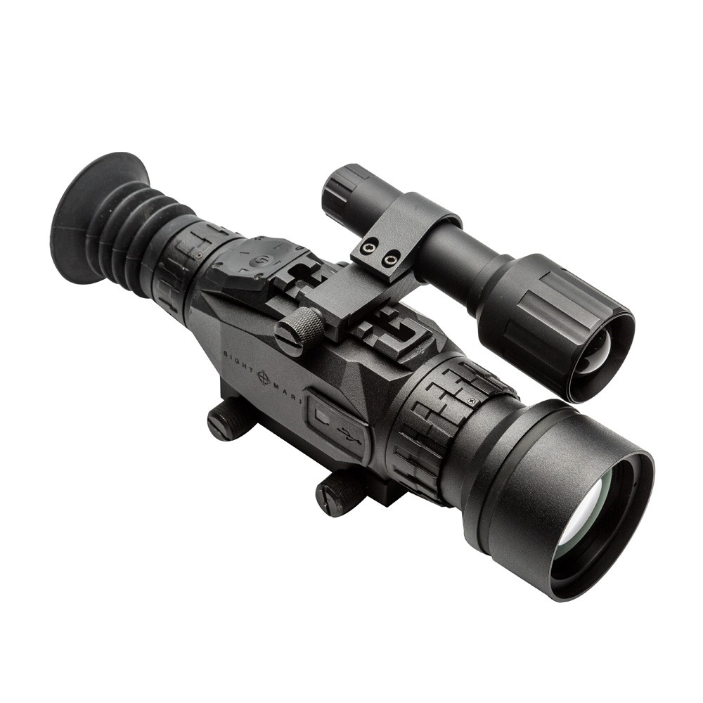 Sightmark Wraith HD Digital Night Vision Rifle Scope - 4-32x50