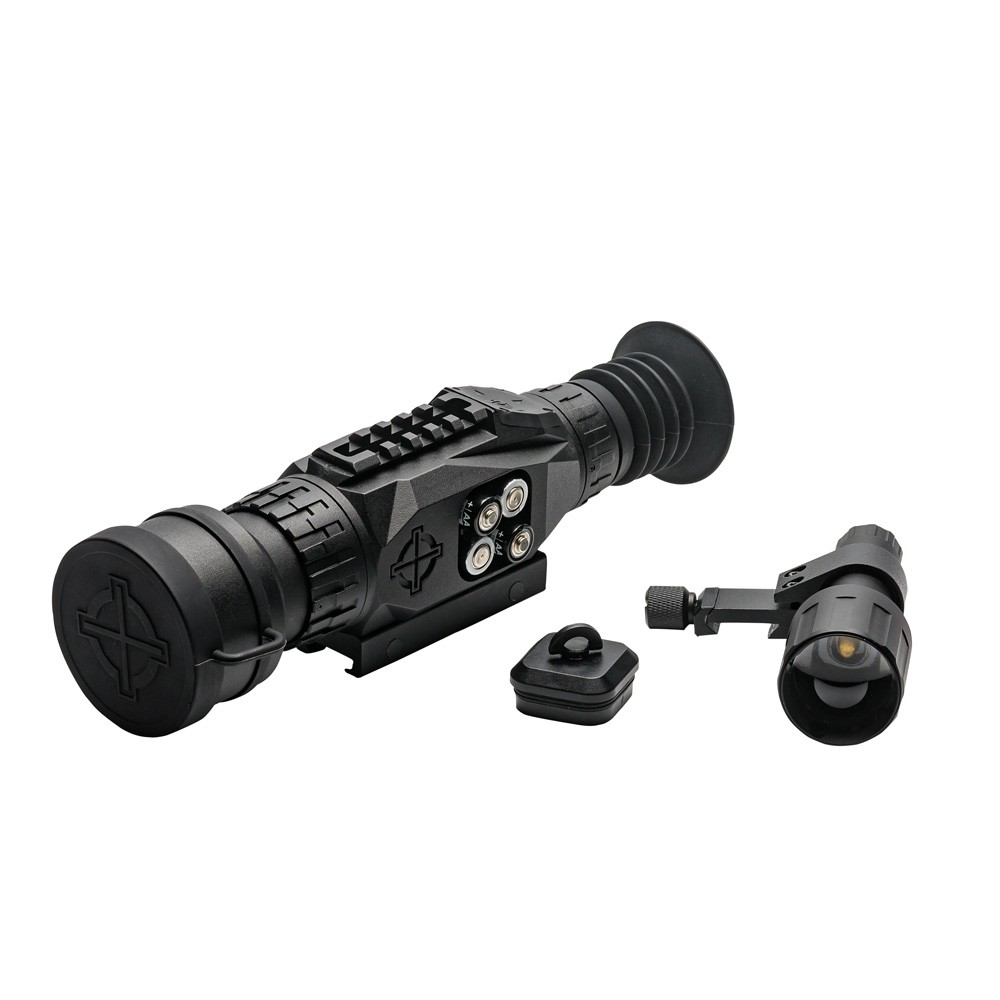 Sightmark Wraith HD Digital Night Vision Rifle Scope - 4-32x50 Black