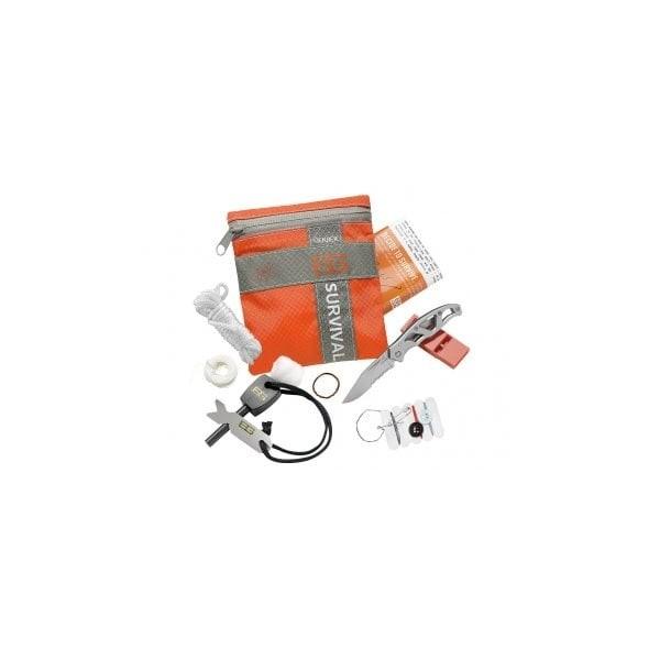 Bear Grylls Survival Kit Black/Orange