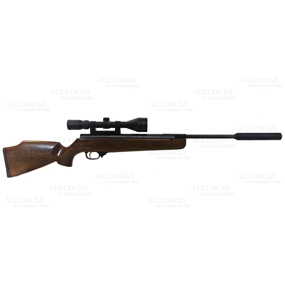 Weihrauch Pre-Owned  HW90 K Beech Air Rifle - .22