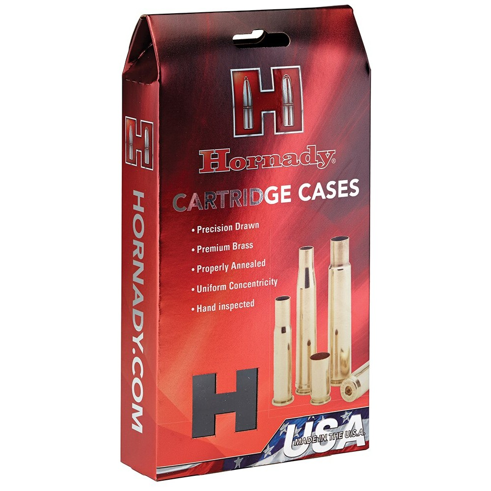 Hornady Brass Cases - .44 Rem Mag - x100