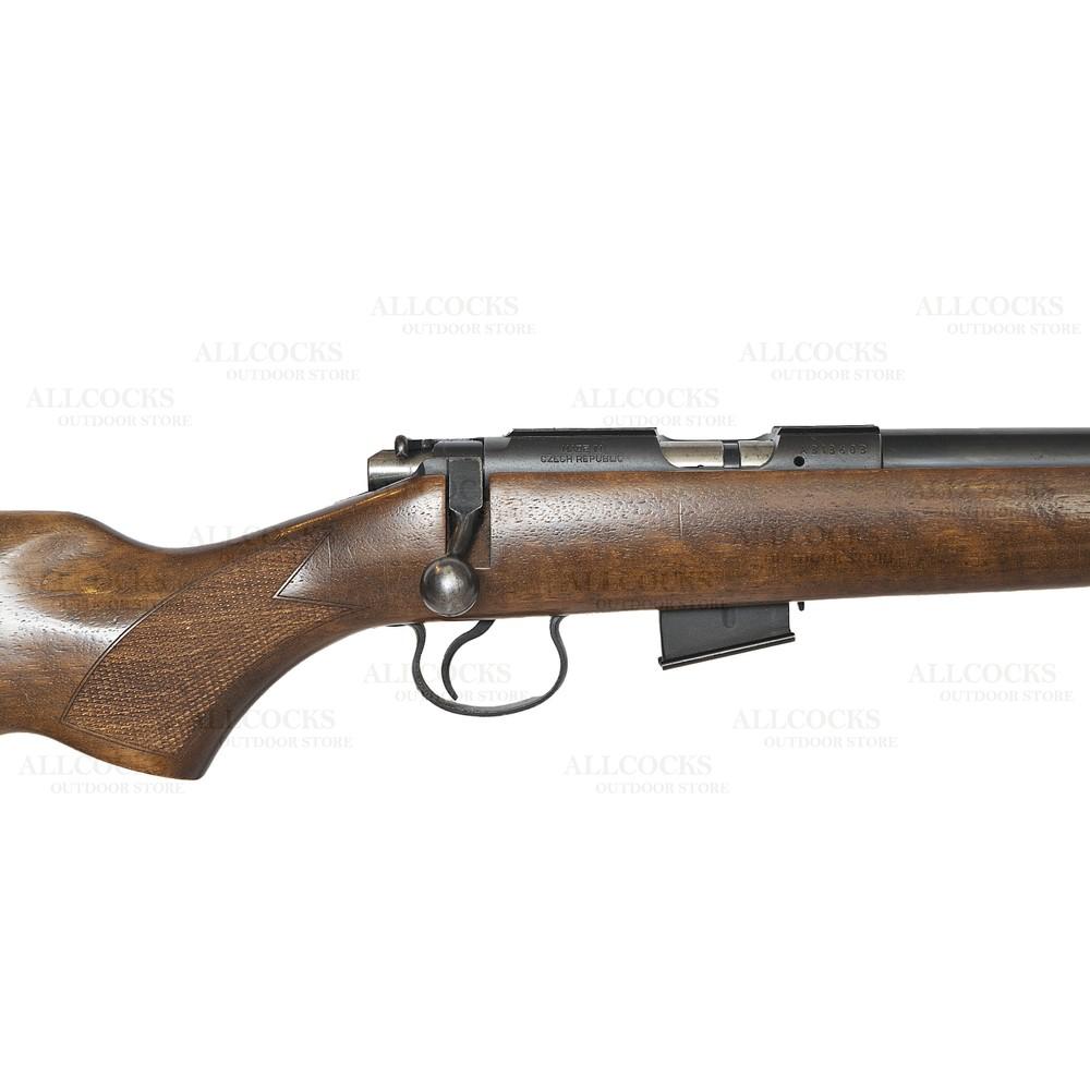 CZ Pre-Owned  452 Varmint Rifle - .17HMR