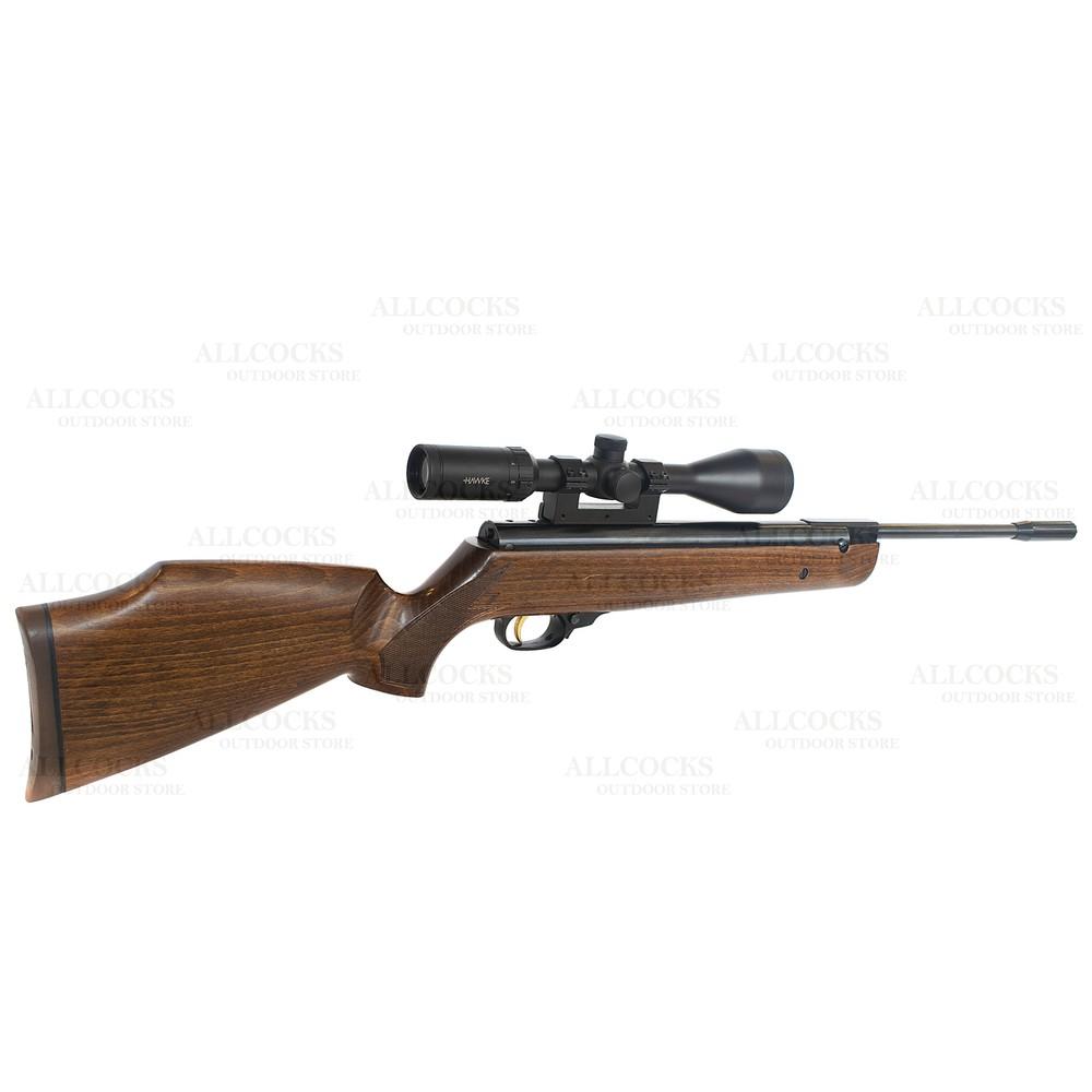 Weihrauch Pre-Owned  HW90 K Beech Air Rifle - .22
