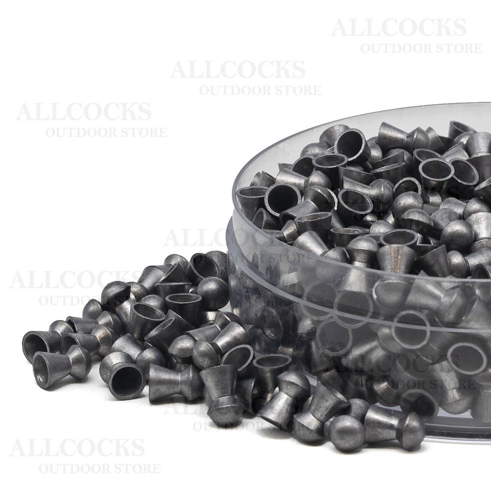 Qiang Yuan Sports Diabolo Pellets - Domed - .177 - 4.50 Black/Red