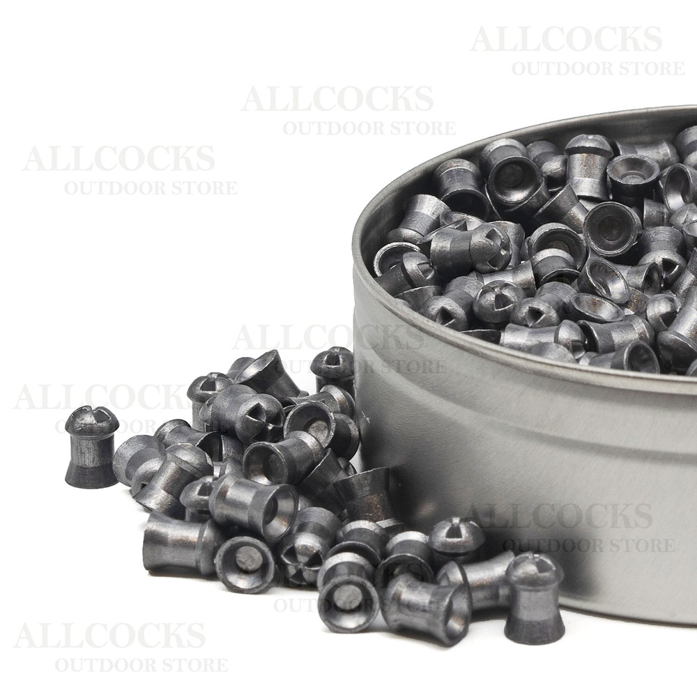 JSB Hades Diabolo Pellets - .177 - 4.50mm Grey
