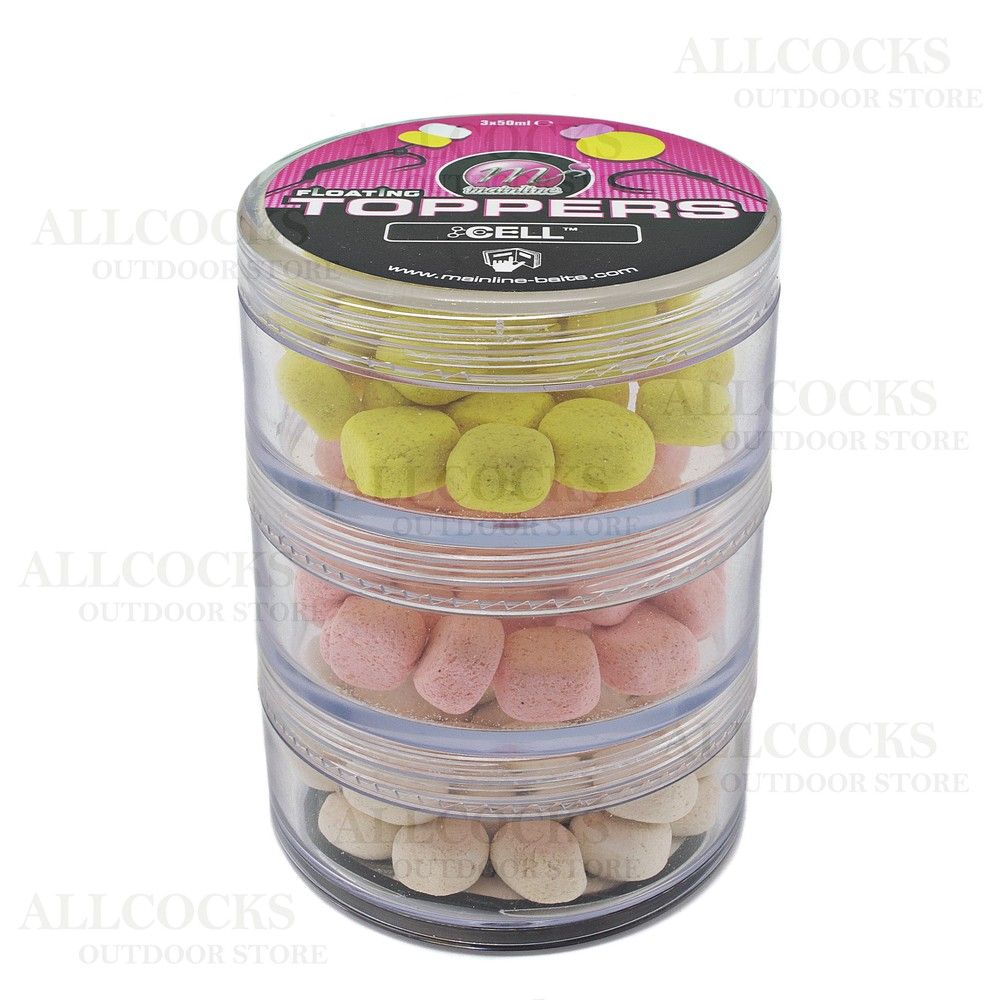 Mainline Baits Toppers - Cell