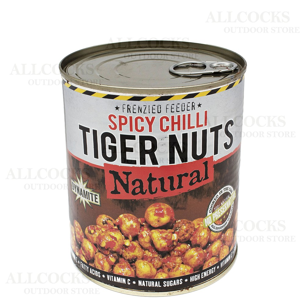Dynamite Baits Frenzied Chilli Tiger Nuts - 800g