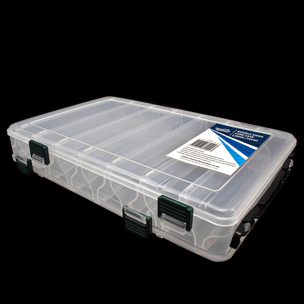 Jarvis Walker Double Sided Lure Case - 16cm