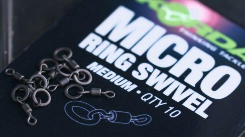 Korda Micro Ring Swivel - Medium