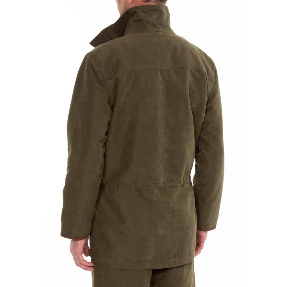 Alan Paine Berwick Waterproof Coat Olive